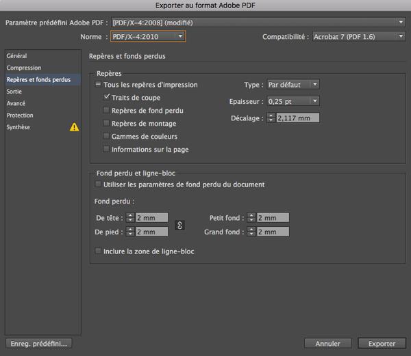 pdf impression